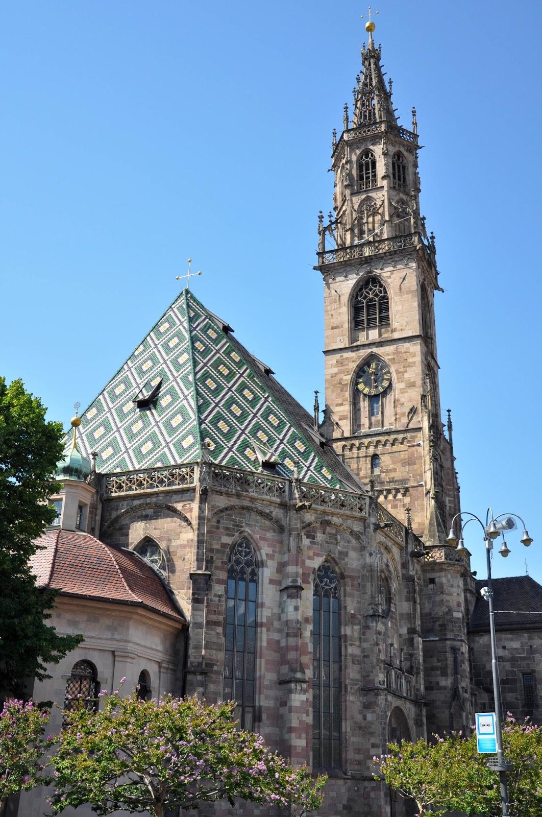 The Cathedral, Bolzano, South Tyrol, Italy