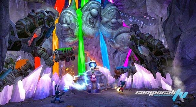 Epic Mickey 2 The Power of Two PC Full