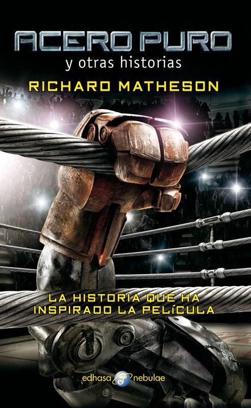 Acero puro y otras historias  Richard Matheson