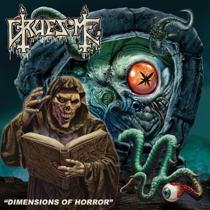 Album review dimensions of horror by gruesome