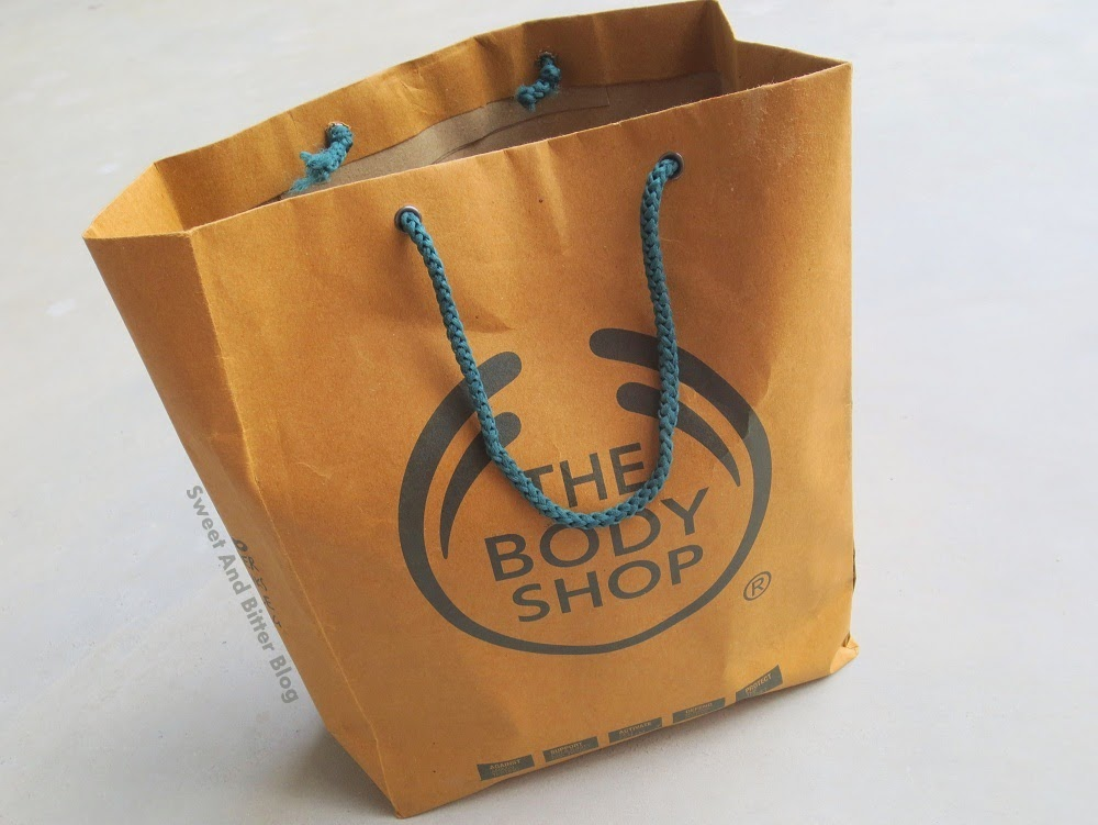The Body Shop Haul 2014