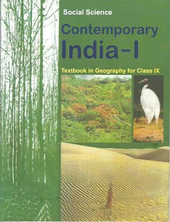 CLASS 9:- CONTEMPORARY INDIA-I BY NCERT