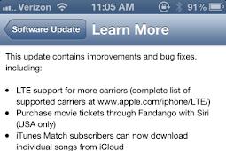 Download Link iOS 6.1 Firmware Komplit