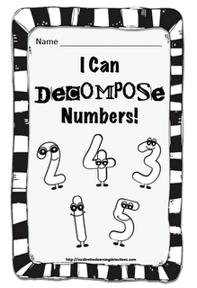 Classroom Freebies Too: Decomposing Numbers to 5
