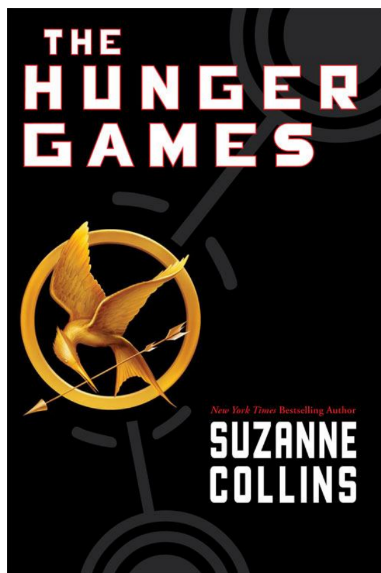 THE HUNGER GAMES BY SUZANNE COLLINE