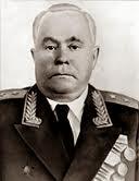 Первый генерал-лейтенант службы горючего - М.И.Кормилицын
