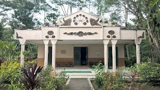 Makam Aroeng Binang Kebumen