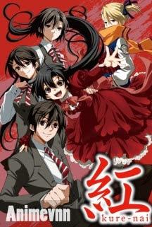 Kurenai OVA - Kure-nai OVA 2013 Poster
