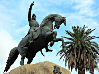 Plaza San Martin, Mendoza