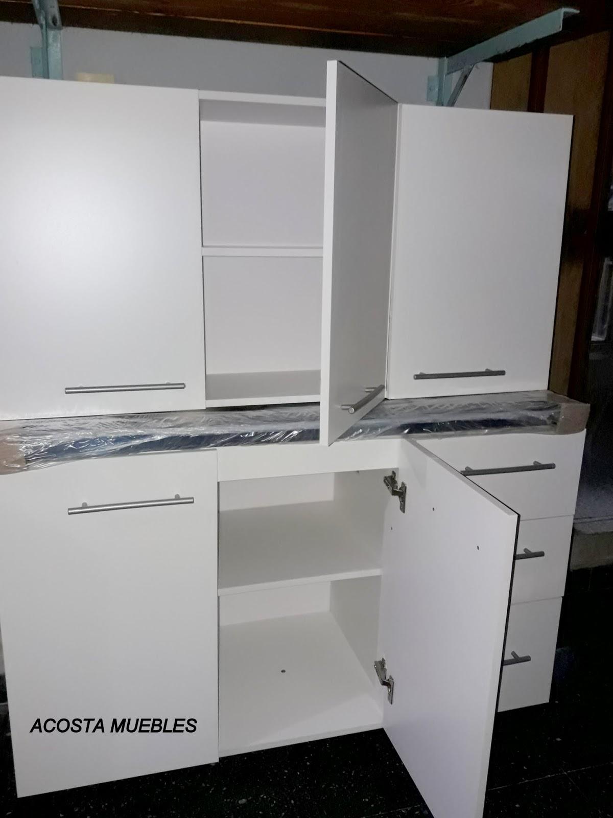 Acosta muebles y electr nica necesitas renovar tu cocina - Renovar muebles cocina ...