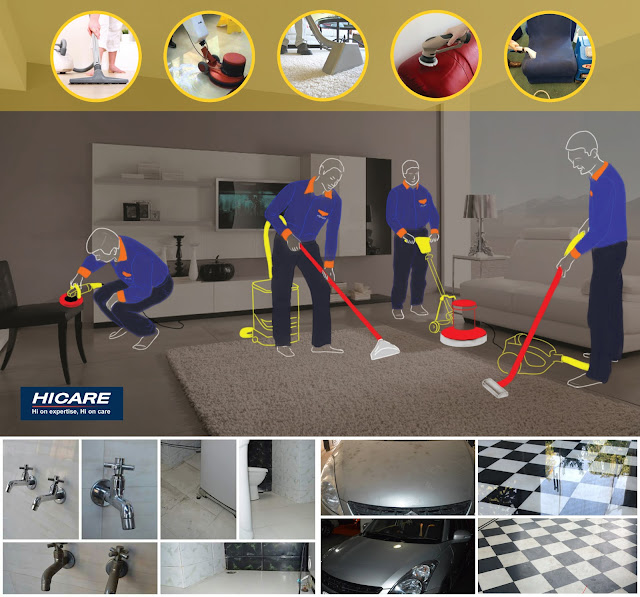 HICARE has entered into the space of professional home cleaning services in India. As responsibilities and priorities change day after day, It is quite hard enough finding time for the people and activities homeowners love.