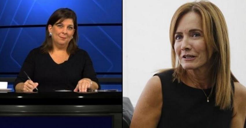 El caso de la beca «es un psicosocial, regresamos a los 90», sostiene Rosa María Palacios
