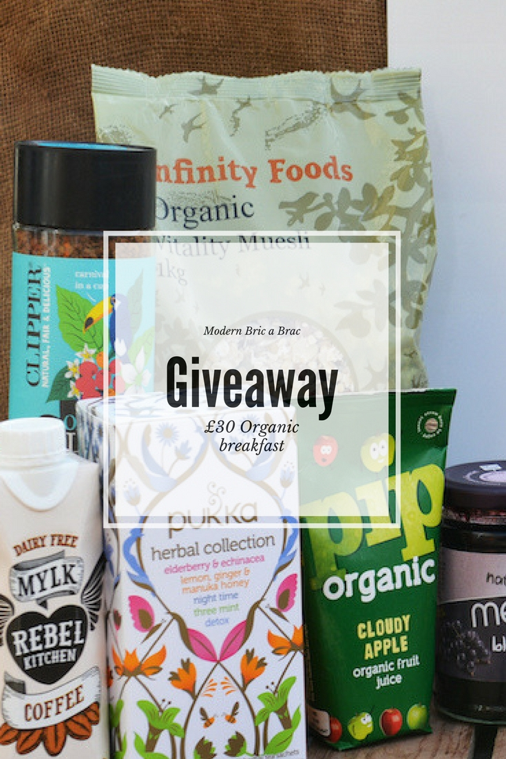 Seed 'n Sprout, Foodie Friday - Wake Up To Organic Giveaway, photo by modernbricabrac