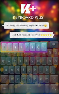 أفضل كيبورد للاندرويد يمكنك من تحويل صورك الشخصية الى سمايلات FLASH KEYBOARD