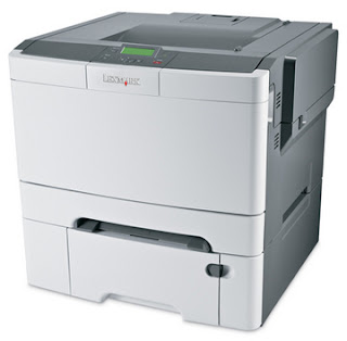 Lexmark C546 Driver Download