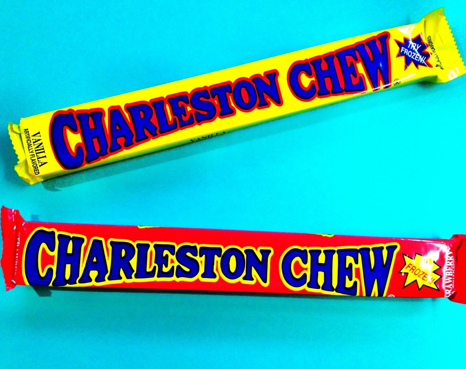 Charleston Chew: Vanilla and Strawberry | Snaxtime