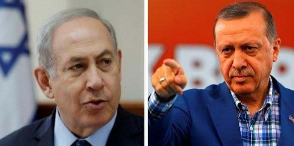 Perang Kata-Kata, Erdogan: Benjamin Netanyahu Teroris