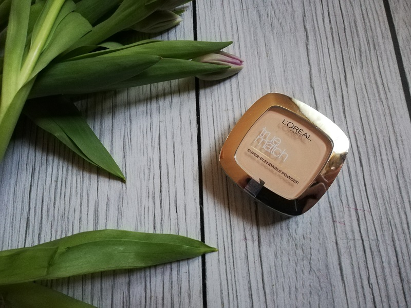 L`Oreal True Match puder do twarzy Ivory Rose