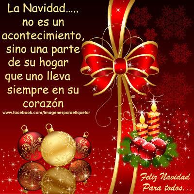 Bellas postales para desear una feliz navidad, frases y lindos mensajes
