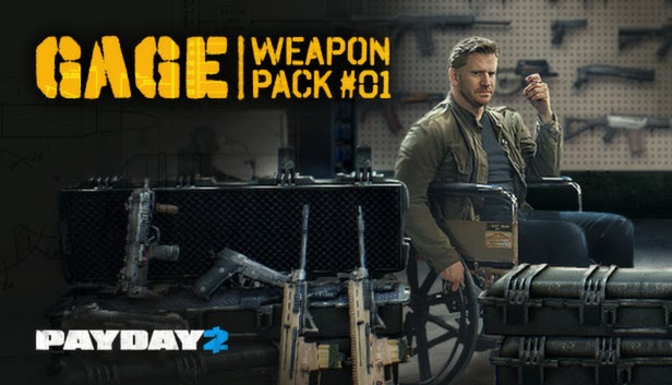 Gage Weapon Pack 1