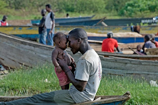 Hold a child with both hands. ∽ African Proverb
