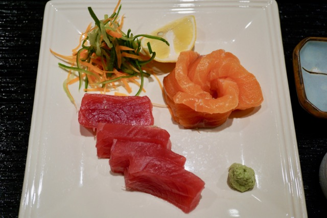 Norio on wine and food sashimi at home superfrozen tuna for Frozen fish for sushi