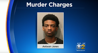Antwan Jones Chicago Murderer Takiya Holmes