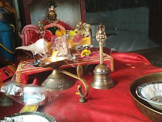 नॉएडा सेक्टर-२२ शिव दुर्गा धाम मंदिर में रामायण पाठ के कार्यक्रम का आयोजन हुआ - ३