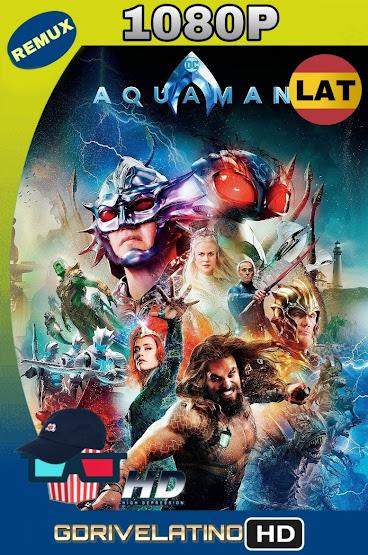 Aquaman (2018) IMAX BDRemux 1080p Latino-Ingles MKV