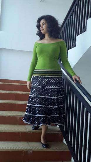 Malayalam hot actress Honey Rose