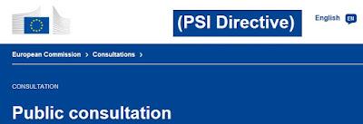 http://administracionelectronica.gob.es/pae_Home/pae_Actualidad/pae_Noticias/Anio2017/Septiembre/Noticia-2017-09-20-Comision-Europea-consulta-revision-Directiva-Reutilizacion-Informacion-Sector-Publico-RISP.html#.WcmlztFx3IU