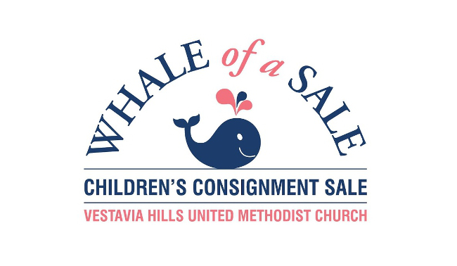 Whale of A Sale ~ A Children's Consignment Sale - Vestavia Hills, AL
