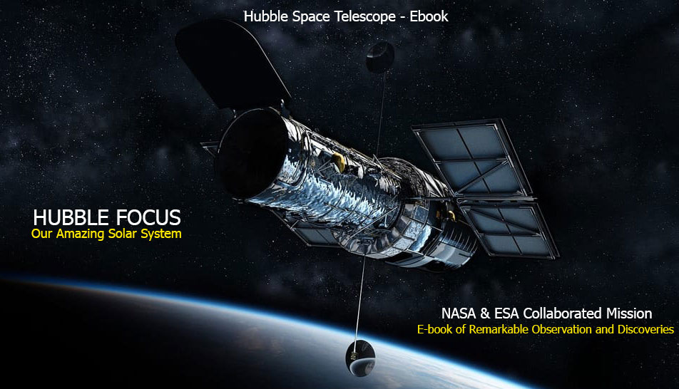 Hubble Focus Our Amazing Solar System Ebook Fornax
