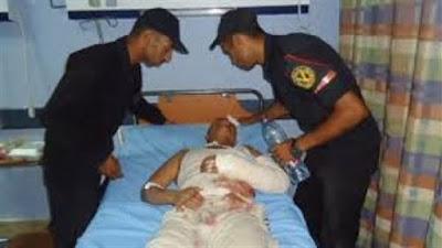 مصادر تكشف تفاصيل إصابة 9 مجندين في حادث بالإسماعيلية
