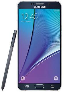 Harga dan Spesifikasi Samsung Galaxy Note 5 Terbaru
