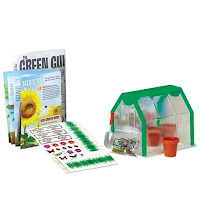 kids greenhouse growing kit