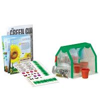 kids greenhouse growing kit