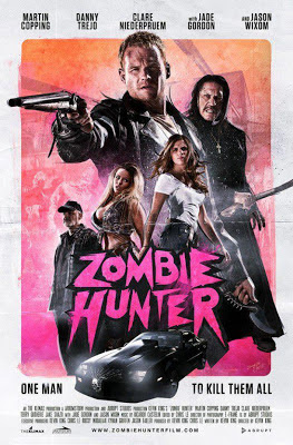Zombie Hunter (una locandina)