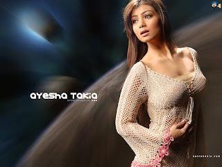Ayesha Takia Sexy Look