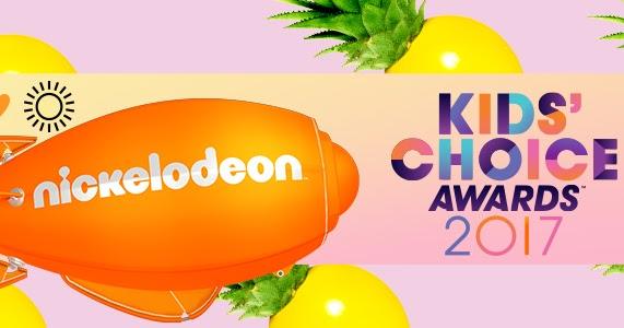 NickALive!: Nickelodeon's 2017 Kids' Choice Awards Pre ...