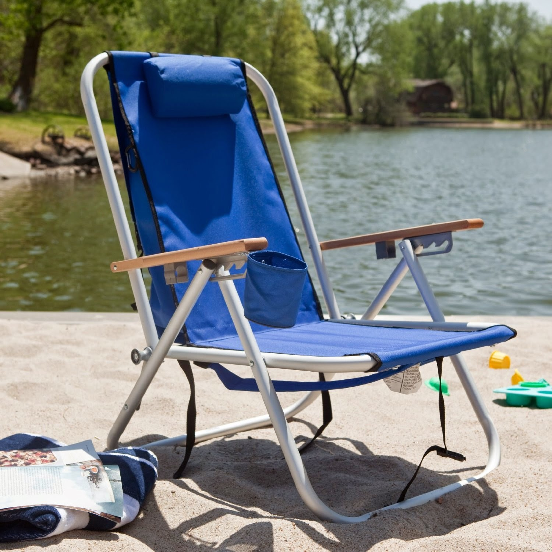 cheap beach chairs: backpack beach chairs