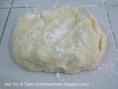 Resep Palmiers dari Puff Pastry Instan JTT