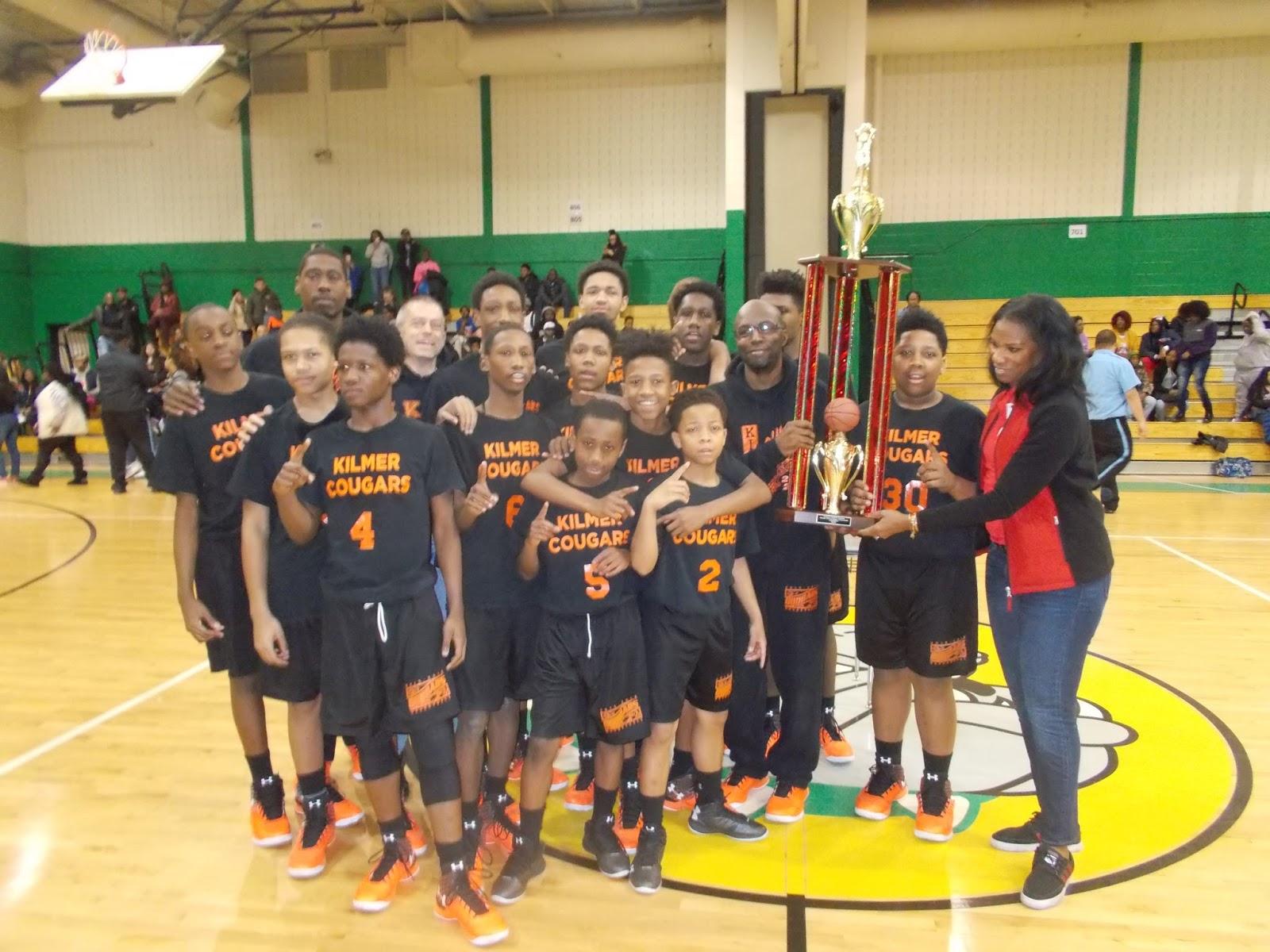 Basketball Spotlight News Trenton Middle School Championship Recap