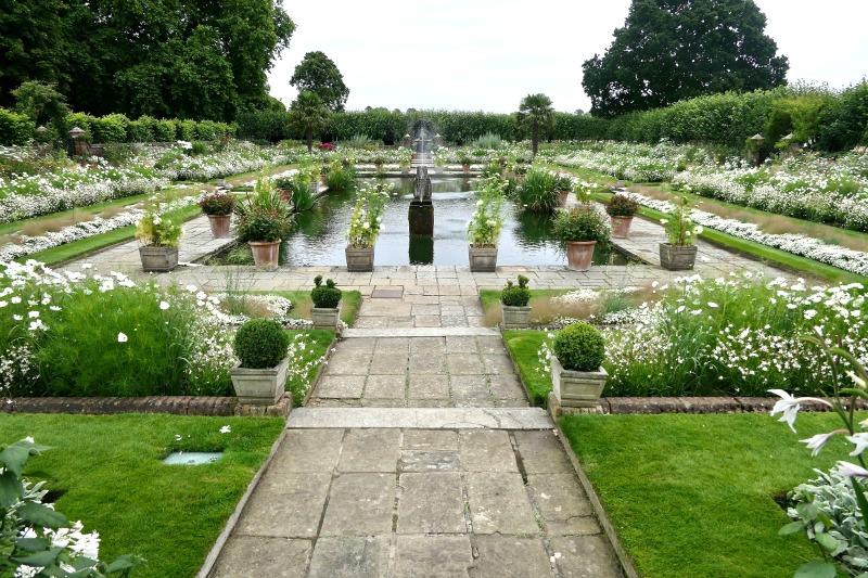 El jard n blanco de kengsinton guia de jardin for Jardines de kensington