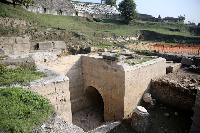 Excavations at ancient city of Prusias ad Hypium in NW Turkey completed
