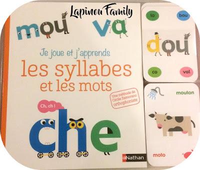 je joue et j apprends syllabes mots