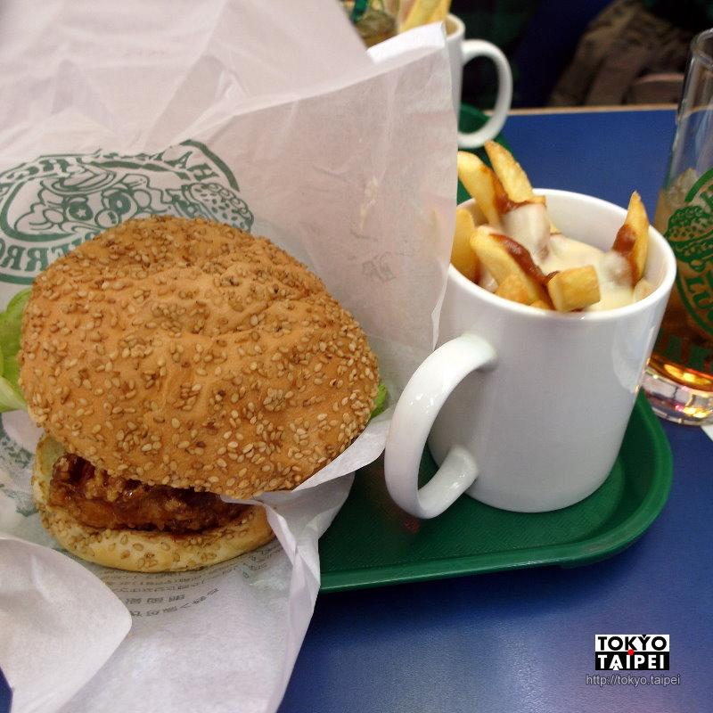 【幸運小丑漢堡】函館限定日本第一漢堡 炸雞薯條都超好吃