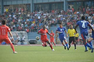 Federation Cup 2016: Aizawl FC beat Bengaluru FC 2-1