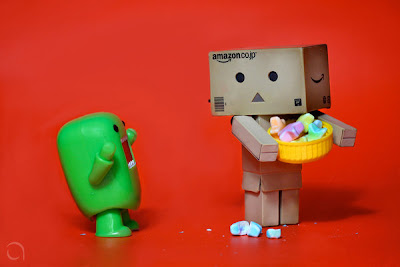 Boneka Danbo Amazing Collection | Aregnoz blog