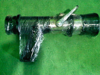 Gun Nozzle Machino Coupling